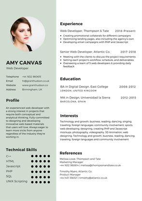 Leen Doms   Loopbaancoaching   CV design en advies
